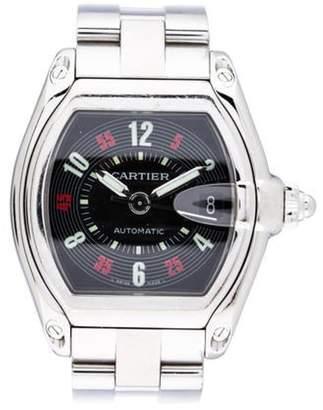 Cartier Roadster Watch black Roadster Watch