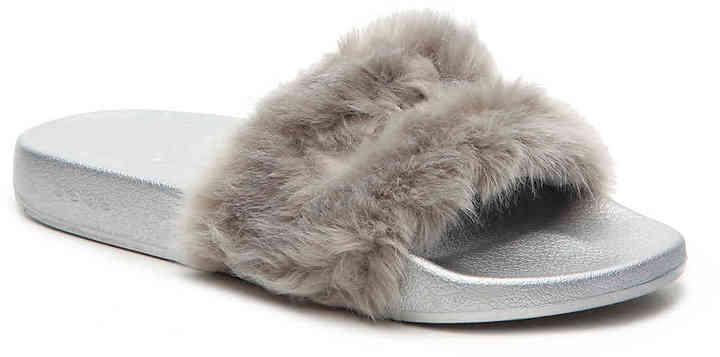 Women's Furiosa Slide Sandal -Grey