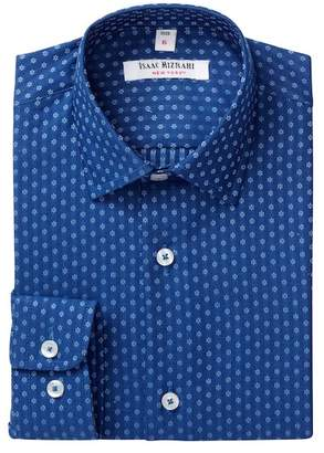 Isaac Mizrahi Fashion Dress Shirt (Toddler & Little Boys)