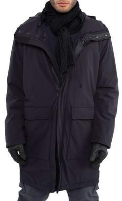 Isaora Men's Metro Water-Resistant Coat