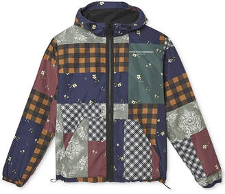 Wesc Men Patchwork Windbreaker