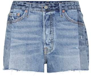 GRLFRND Cindy cut-off jean shorts