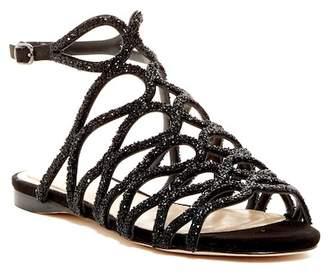 Vince Camuto Imagine Ralee Embellished Suede Sandal