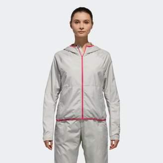 adidas (アディダス) - W D2M トレーニング ウィンドフードジャケット