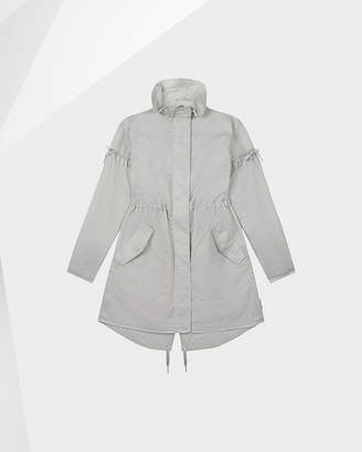 Hunter women's refined drawstring coat