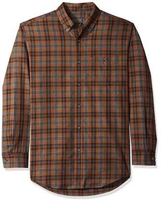 Pendleton Men's Long Sleeve Button Front Belmont Shirt