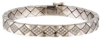 Chanel Diamond Matelassé Bracelet