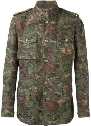 Gabriele Pasini floral-jacquard jacket