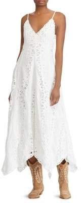Polo Ralph Lauren Linen Maxi Dress