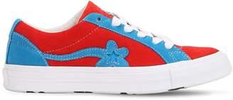 One Star Golf Le Fleur Suede Sneakers