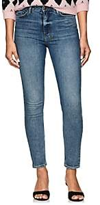 Ksubi Women's Hi & Wasted Skinny Jeans - Md. Blue