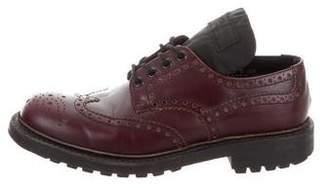 Prada Wingtip Derby Shoes