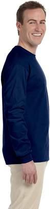 Gildan 100% Cotton Long-Sleeve T-shirt (G2400) Tee