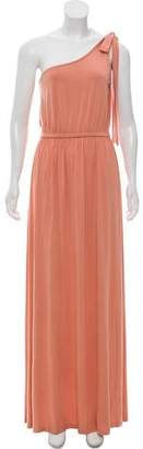 Rachel Pally One-Shoulder Maxi Dress