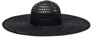 Eugenia Kim Sunny Vented Straw Sun Hat
