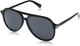 Marc Jacobs Men's Marc174s Aviator Sunglasses