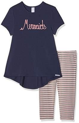 Skiny Girl's Cosy Night Sleep 3/4 Pyjama Sets