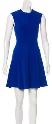 Victoria Beckham Sleeveless A-Line Dress