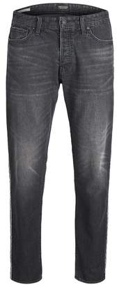 Jack and Jones Original Faded Side Stripe Jeans