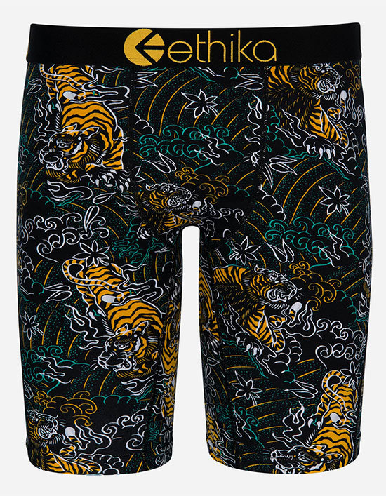 Gold Tiger Staple Boys Underwear