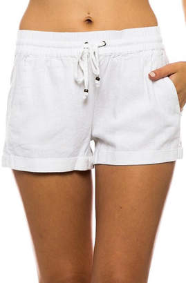 Love Tree Solid Color Shorts