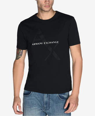 Armani Exchange Men's Graphic Print T-Shirt