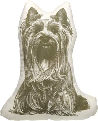 Areaware Yorkshire Terrier Cushion