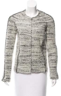 Isabel Marant Bouclé Knit Jacket