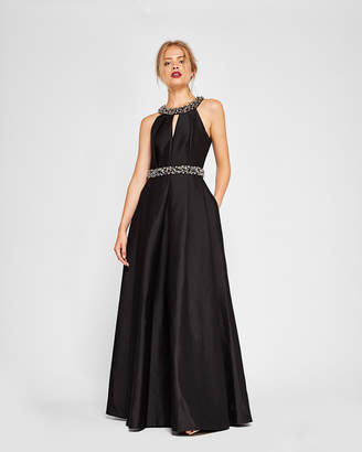 Ted Baker SHELANI Embellished maxi dress