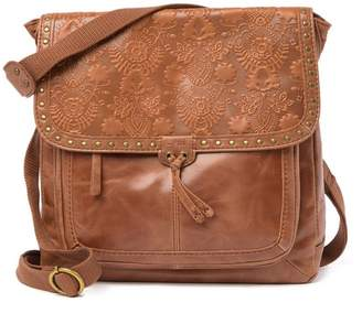 The Sak Ventura Convertible Leather Backpack