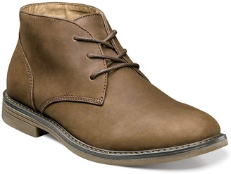 Nunn Bush Lancaster Mens Plain Toe Casual Chukka Boot