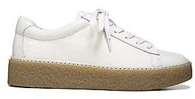Vince Women's Neela Lace-Up Leather Sneakers