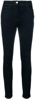 Versus embroidered skinny jeans
