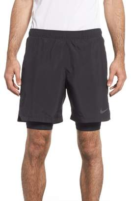 Nike Running Challenger 2-in-1 Shorts