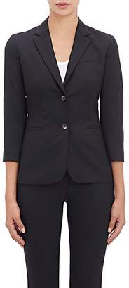 The Row Women's Essentials Two-Button Schoolboy Jacket