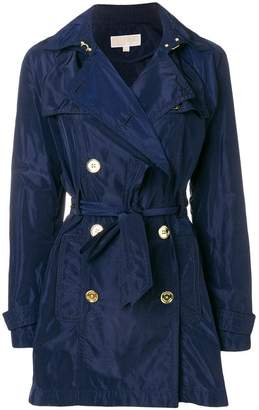 MICHAEL Michael Kors short trench coat