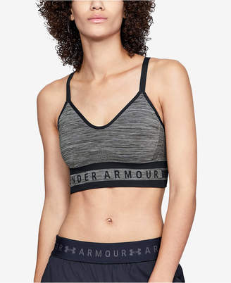 Under Armour Ua Seamless Low-Impact Sports Bra