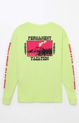 Obey Permanent Vacation 2 Long Sleeve T-Shirt