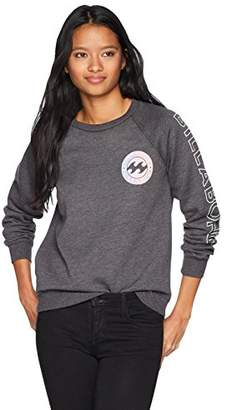 Billabong Women's Wild Tide Crew Neck Sweatshirt