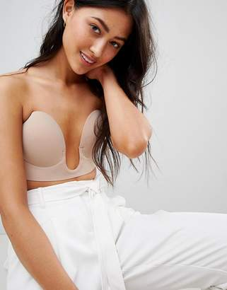 3e387ed579640 Fashion Forms u plunge backless and strapless stick on bra