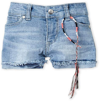 DKNY Toddler Girls) Plain Denim Shorts