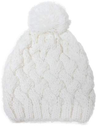 David & Young Yarn Beanie Hat