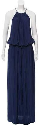 Ramy Brook Belted Maxi Dress w/ Tags