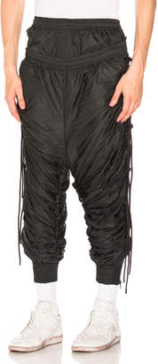 Y/Project Y Project Adjustable Track Pant