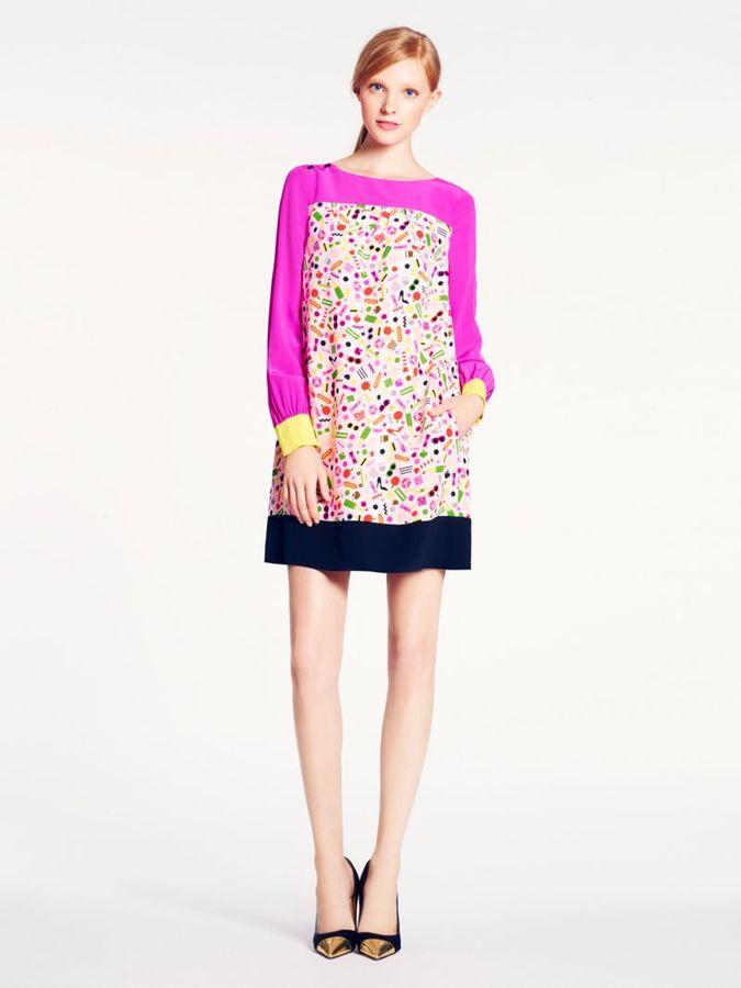 Kate Spade Ksny x darcel maretta dress
