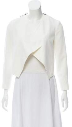 Yigal Azrouel Cut25 by Bicolor Open Blazer