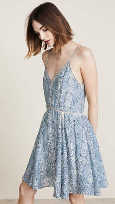 DAY Birger et Mikkelsen Scotch & Soda/Maison Scotch Cotton Silk Beach Dress
