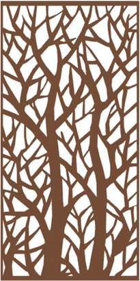Stratco Privacy Screen & Decorative Panel- forest 4x2