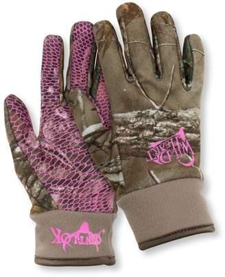L.L. Bean L.L.Bean Women's Scent-Lok Full-Season Wild Heart Gloves