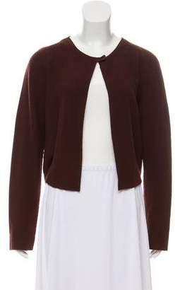 Fabiana Filippi Wool-Blend Knit Cardigan